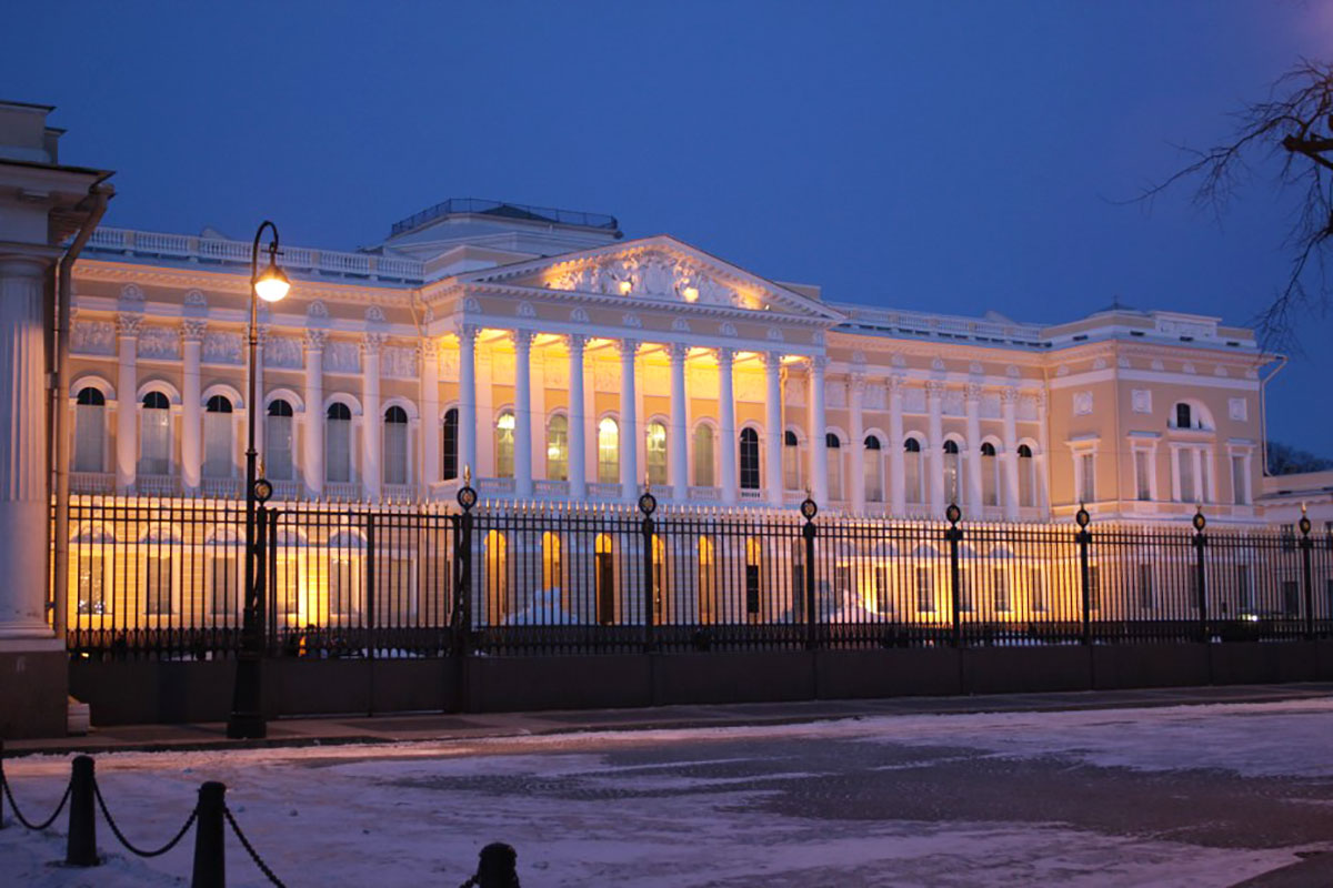 On March 19 The Russian Museum celebrates its birthday.
